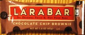 gf larabar brownie